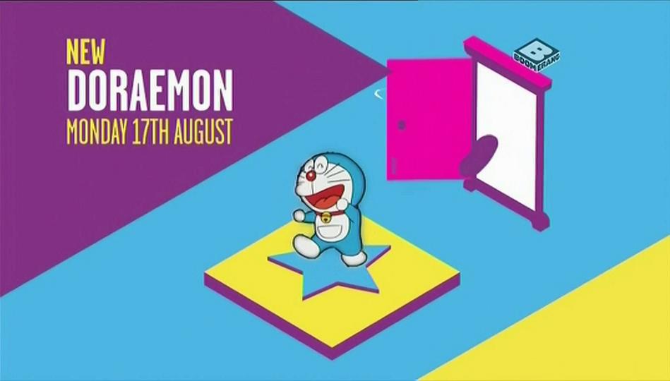 Doraemon (UK-aired dub, 2015)
