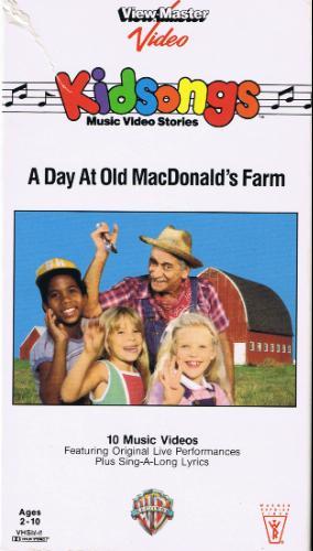 Kidsongs (Original VHS Releases)