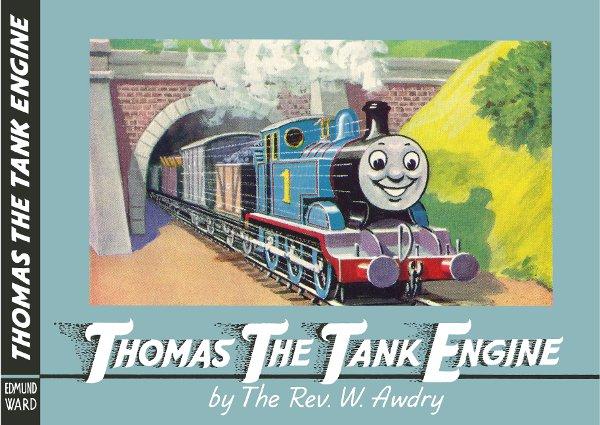 Thomas & Friends: Thomas The Tank Engine (Original 1946 RS Book)