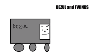 Dezul and Fwinds (Partially Lost Web Series)