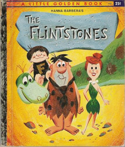 "Fred Flintstone Junior (Unused ""The Flintstones"" Character; Late 1950s)"