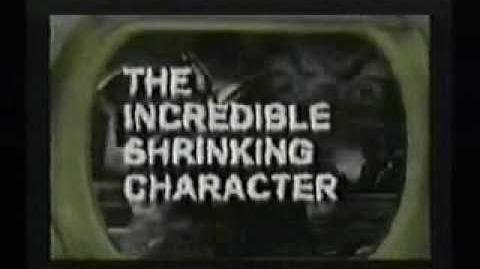 The Incredible Shrinking Character (Cancelled 1996 Video Game)