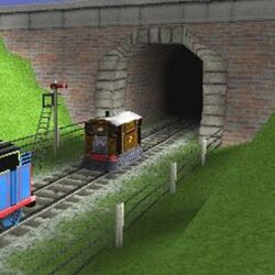 Thomas The Tank Engine and Friends (Cancelled PS1 Game)