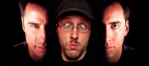 "The Nostalgia Critic Episode ""Face/Off"" Lost Scene (2014)"