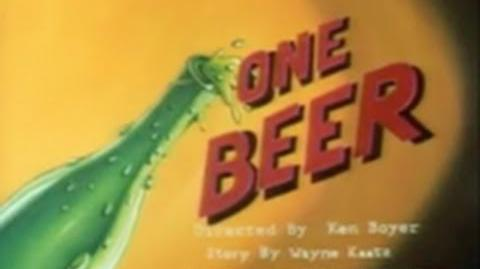"""Tiny Toon Adventures """"One Beer"""" (Found Banned Episode)"""