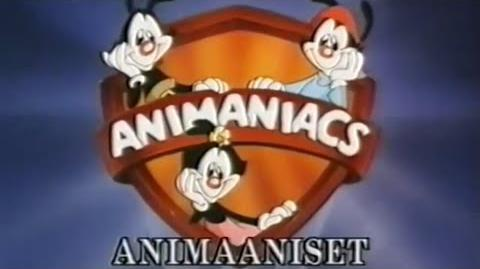 Animaniacs (Lost Finnish dub)