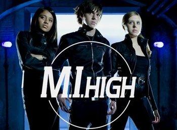M.I. High (Found British Television Show)