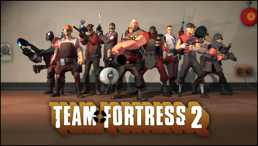 Team Fortress 2 (2006 Electronic Arts conference Build)