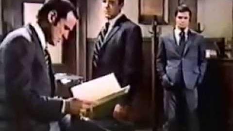 Dan August (Found 1970 ABC Drama)