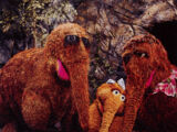 "Sesame Street Episode ""Snuffy's Parents Get a Divorce"" (Partially Found Unaired 1992 Episode)"