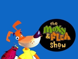 The Moxy Show (1993-2000 CGI Anthology Series)