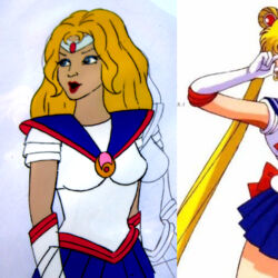 Sailor Moon (Partially Found 1993 Animated/Live-Action Pilot)