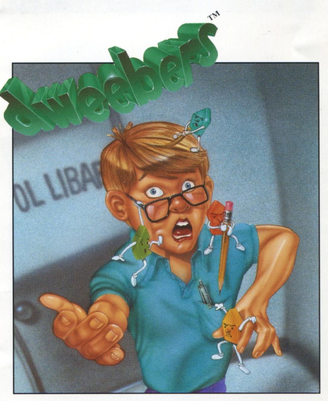 Dweebers (Cancelled 1989 Game Boy Game)