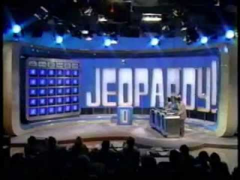 Jeopardy (Lost episodes of quiz show; 1986)