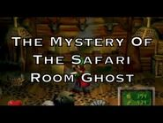 The Mystery of the Luigi's Mansion Safari Room Ghost