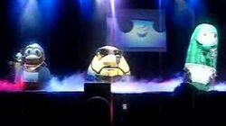 Veggie Tales Live - Dallas - 8 05