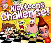 Nicktoons Challenge! (2006 Nick Arcade game)
