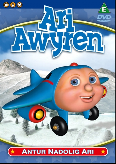 Jay Jay the Jet Plane (Lost Welsh Dub)