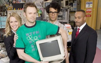 The IT Crowd American Adaptation (Unused 2007 Scripts)