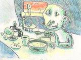Wormholes (Found short by Stephen Hillenburg; 1992)