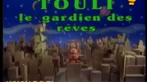 French_stop_motion_animations_Touli_le_gardien_des_rêves_opening