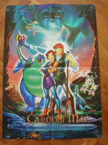 Čarobni mač (Unconfirmed Croatian dub of Quest for Camelot)