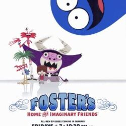 Foster's Home For Imaginary Friends Pilot (2003)
