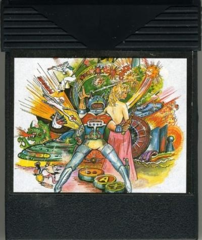 Sailer(lost Atari 2600 game)