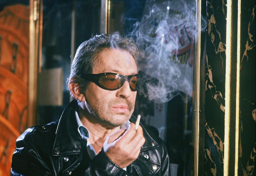 "Serge Gainsbourg's ""Moi m'aime Bwana"" (Unreleased 1991 Album Demos)"