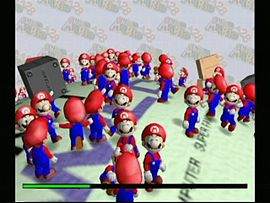 Super Mario 128 (Cancelled 2000 Game)