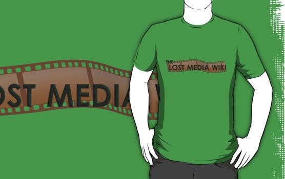Lost Media Wiki Merchandise