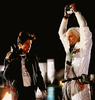 Back to the Future (Eric Stoltz Footage)