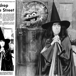 Sesame Street Episode 847 aka The Wicked Witch of the West (Partially Found Episode 1976)