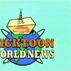 Nicktoon World News (2001)