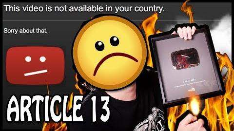 ARTICLE_13_–_End_Of_YouTube_&_Internet_Freedom?_MUST_WATCH