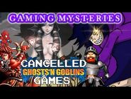 Gaming Mysteries- Ghouls n' Ghosts 64, Online, Match Fight - Maximo 3 CANCELLED