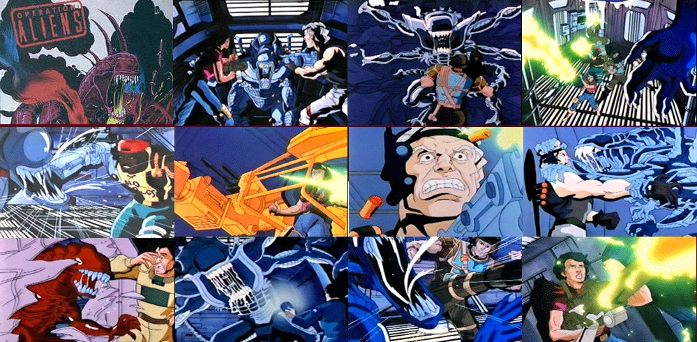 Operation: Aliens (Unaired 1992 Cartoon Pilot)