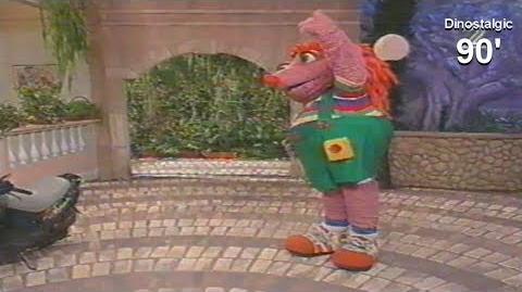 רחוב סומסום 1998 (שארע סימסים) - פרק מתוך הסדרה (3)