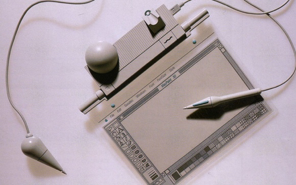 Macpaint 3D (lost 1980s/1990s paint program and other rare apple prototypes)