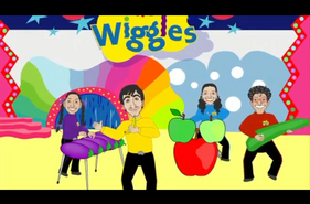 The Latin American Wiggles In Wiggly Animation Playing With Vegetable Instruments