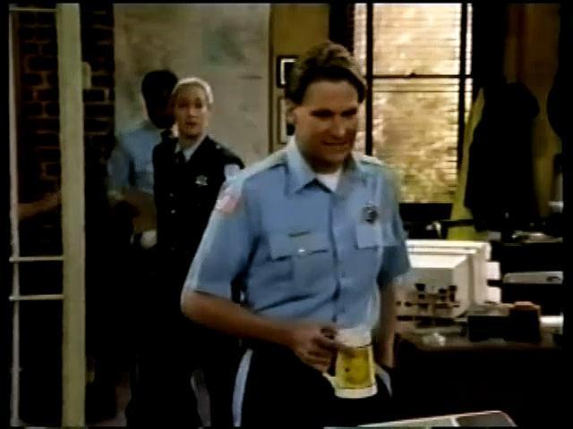 Acting Sheriff (Rare 1991 CBS Pilot)