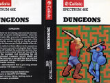 Dungeons (lost ZX Spectrum game)