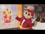 Animated Jollibee Commercial (1980s)