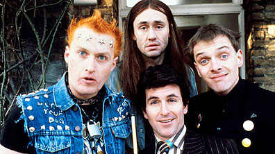 "Oh, No! Not THEM! (Unaired ""The Young Ones"" US Adaptation Pilot)"