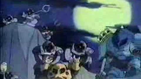 Doozy Bots (Unaired 1991 American adaptation of the SD Gundam)