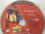 The Wiggles - Here Comes the Big Red Car (Screener DVD)
