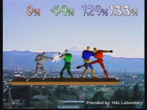 Dragon King: The Fighting Game (Super Smash Bros. Precursor)