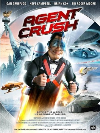 Agent Crush (2008 Puppet Film)