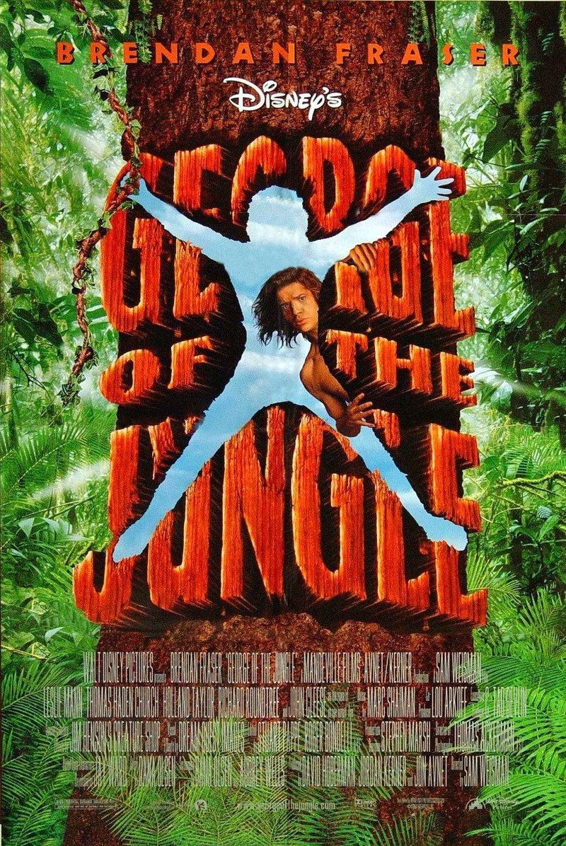 George of the Jungle (1996 Script)
