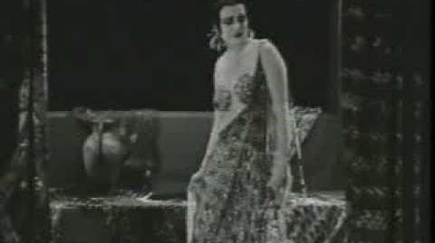 Cleopatra (partially found silent film; 1917)